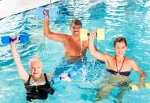 why underwater exercise is good