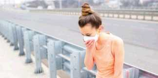 outdoor exercise despite air pollution