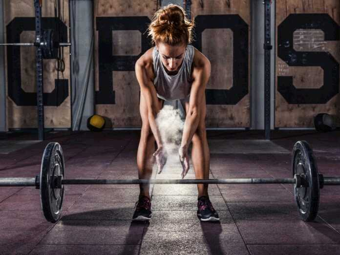 go all in with CrossFit