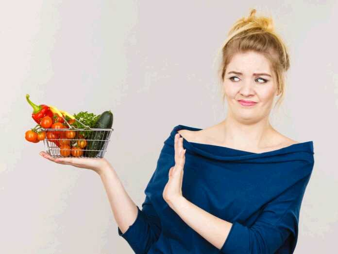 lose weight if you hate vegetables